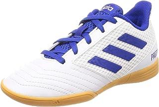 9f83fd8935 Chuteira Adidas Predator 19.4 IN Futsal Juvenil Branca