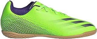 adidas X Ghosted.4 IN Niño, Zapatilla de fútbol Sala, Signal Green-Energy Ink-Signal Green