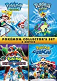 Pokémon 4 Movie Collection