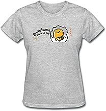 TYMLLER Women's Gudetam The Lazy Egg T-Shirt