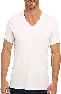 Men's Cotton Classics Multipack V Neck T-Shirts