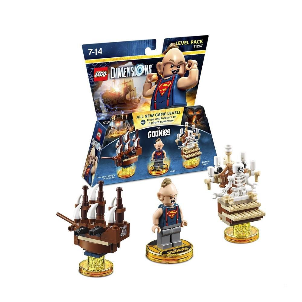 Warner Bros Interactive Spain Goonies (Level Pack): Amazon.es: Videojuegos