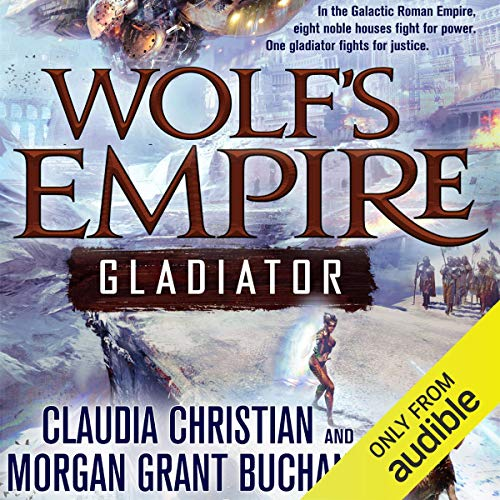 Wolf's Empire audiobook cover art