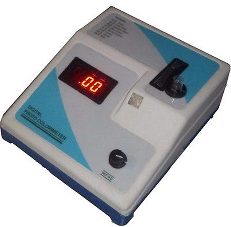 MG Scientific Deluxe Photo Colorimeter Max 88% OFF D14 Limited Special Price