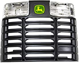 John Deere Original Equipment Grille #AM131670