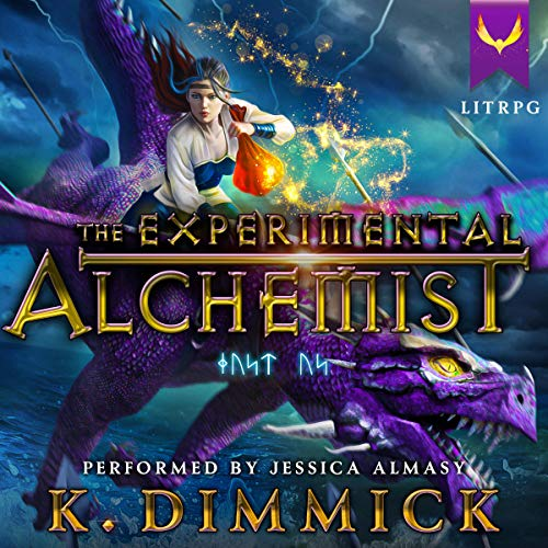The Experimental Alchemist Audiobook By K. Dimmick cover art