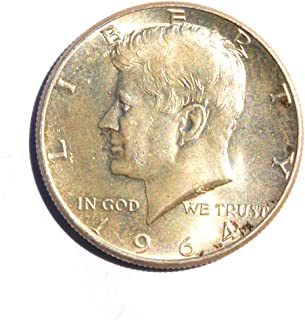 1964 United States of America Kennedy Half Dollar (Silver 90%) #14 Coin Very Good Details