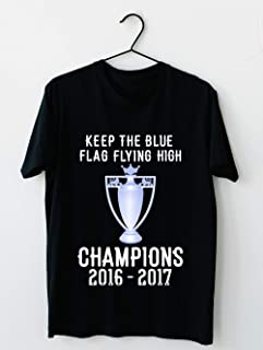 Chelsea Premier Champions 2016 2017 37 T shirt Hoodie for Men Women Unisex