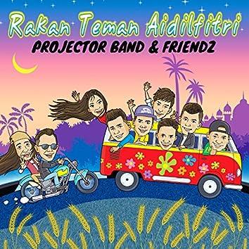 Rakan Teman Aidilfitri (feat. Eka Sharif, Ashral Hassan, Iqmal Haziq, Amy Mentor)