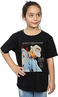 David Bowie Girls Serious Moonlight T-Shirt