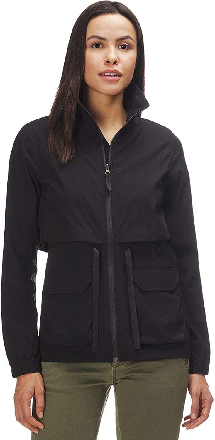 The North Face Damen Sightseer Jacke schwarz XL