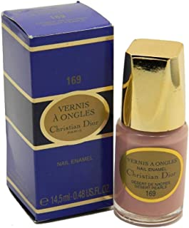 Dior Vernis A Ongles Nail Enamel Polish 169 Desert Pearls(ディオール ヴェルニ ア オングル ネイルエナメル ポリッシュ 169 デザートパール) [並行輸入品]