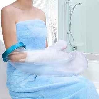 DOACT Protector de Escayola Impermeable, Funda Protector Impermeable Brazo para Adulto, Protección Impermeable para Bañarse Mantenga el Vendaje Fundido Seco