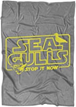 NHPSHOP Seagulls Stop It Now Blanket for Bed and Couch, Yoda Song Blankets - Perfect for Layering Any Bed (Large Blanket (80