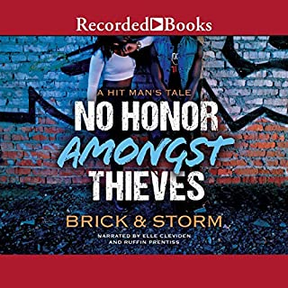 No Honor Amongst Thieves audiobook cover art