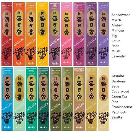 Multicolor Talla /única nippon kodo Incienso Japon/és