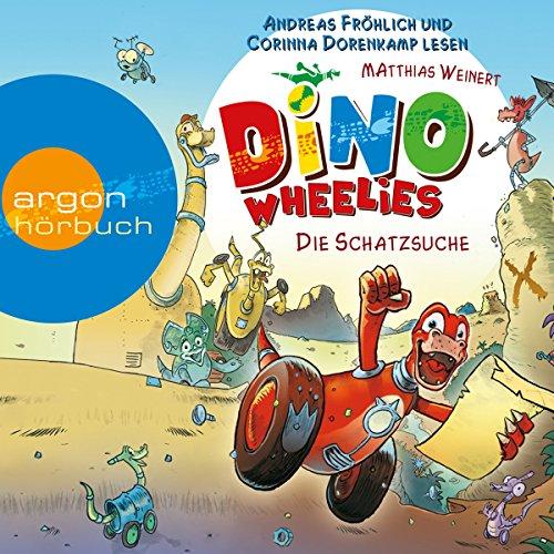 Die Schatzsuche: Dino Wheelies 1