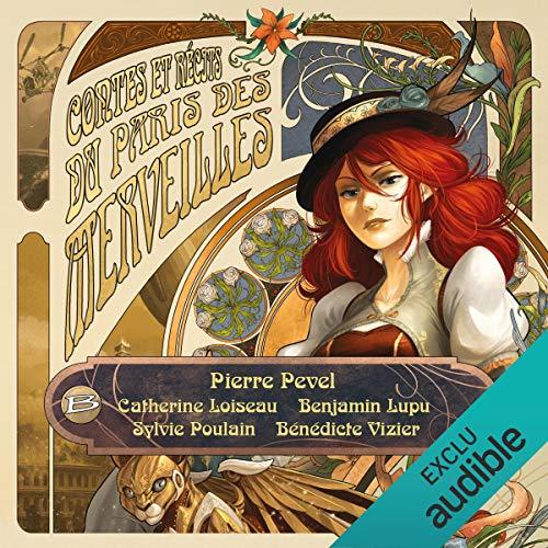 Couverture de Contes et récits du Paris des Merveilles