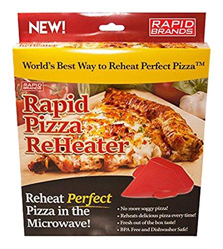 Rapid Pizza Reheater – réchauffage Pizza parfaite à tout Moment.