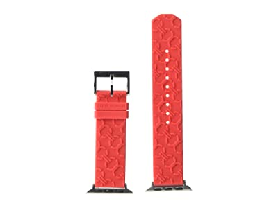 Tory Burch 38/40 mm Apple Watch Band (Red 1) Watches