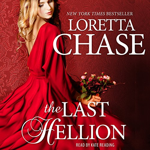 The Last Hellion cover art