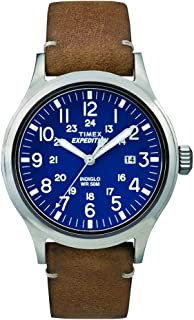 Timex Men's TW4B01800 Year-Round Analog Quartz Brown Watch
