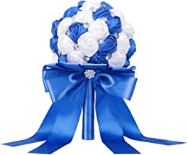 Best blue and white bridal bouquet Reviews