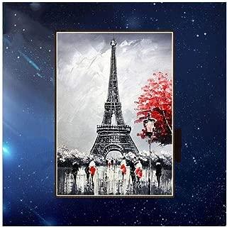 DIY 5D Fashion Diamond Painting Paris Eiffel Tower for The Children's Cross Stitch