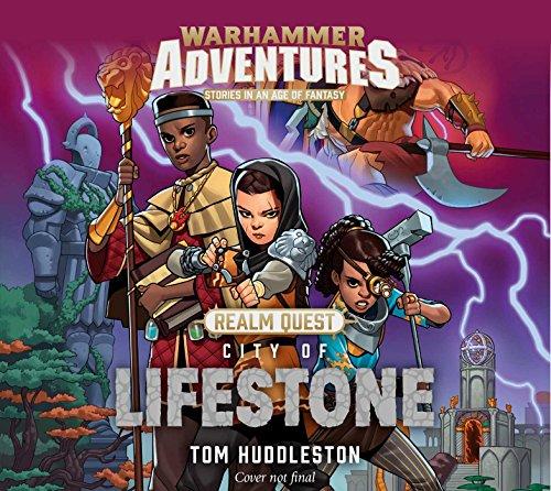 Realm Quest: City of Lifestone (Volume 1)
