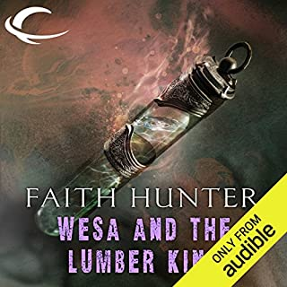 WeSa and the Lumber King cover art