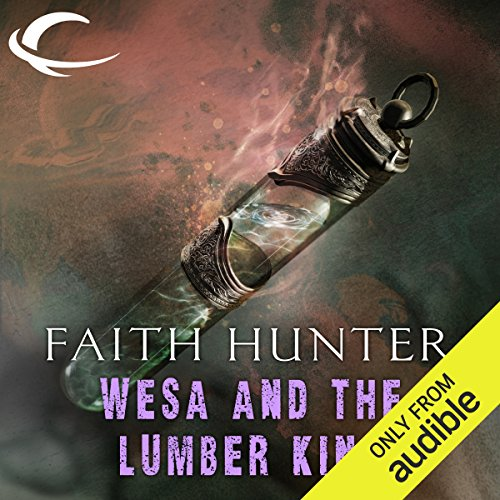 WeSa and the Lumber King audiobook cover art
