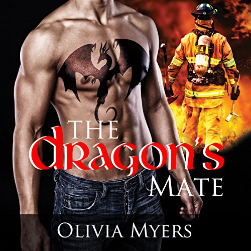 The Dragon's Mate audiobook cover art