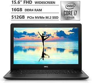 Dell Inspiron 3593-Intel core i7-1065G7/16GB RAM/512GB SSD/15inch FHD/Windows 10