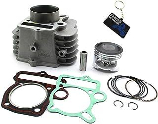 STONEDER YX140 Motorzylinder, 56 mm, Kolbendichtung für YX 140cc Pit Dirt Bike 1P56FMJ