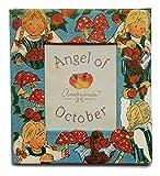 Gnomys Diaries Angel De Octubre Marco de Fotos con Iman, Cartón, Multicolor, 6x0.2x8 cm