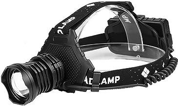 QSCTYG Hoofd Torch Meest Krachtige Led Koplamp 8000LM Hoofd Lamp USB Oplaadbare Koplamp Waterdichte Vissen Licht Gebruik B...