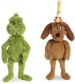 grinch movie young grinch plush