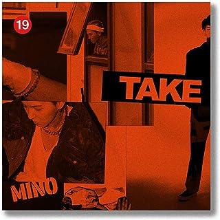 MUSIC & NEW [KIHNO Album] Song MIN Ho MINO - MINO 2nd Full Album Take [Limited Kit Ver]