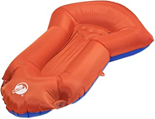 small self inflating raft