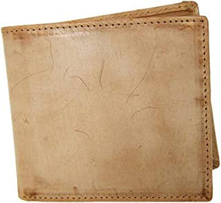 [Berkut][イギリスの伝統ブライドルレザー]牛革 二つ折り財布 コンパクト 薄型