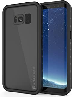 PunkCase Galaxy S8 Plus Waterproof Case, [Studstar Series] [Slim Fit] [Ip68 Certified] [Shockproof] [Dirtproof] [Snowproof...