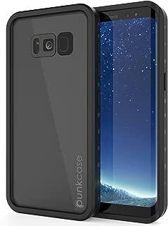 Galaxy S8 Waterproof Case, Punkcase [StudStar Series] [Slim Fit] [IP68 Certified]..