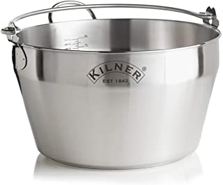 KILNER(キルナー) ボール シルバー 8L ジャムパン 38-2174-00