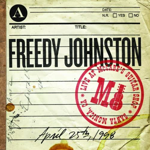 Freedy Johnston