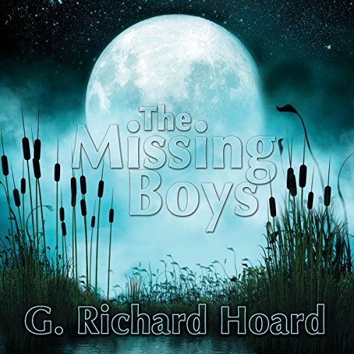 The Missing Boys audiobook cover art