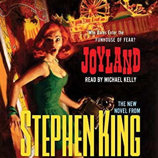 Joyland cover art