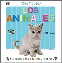 Toca y busca. Los animales (Castellano - A Partir De 0 Años - Proyecto De 0 A 3 Años - Libros Sensoriales) (Spanish Edition)