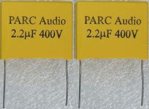 フィルムコンデンサー(2.2uF) 2個セット DCP-FC001-220-2