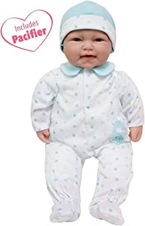JC Toys, La Baby 20-inch Soft Body Blue Play Doll - For Children 2 Years Or Older, Designed by Berenguer
