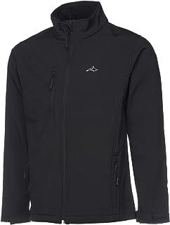 Killer Whale Softshell Fleece Jacket Mens Windproof Golf